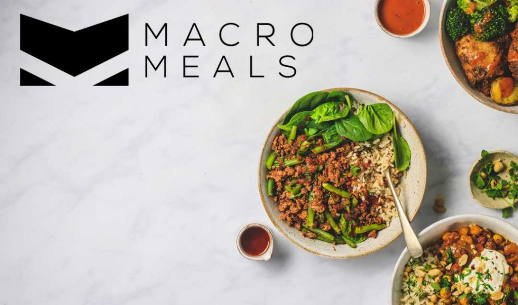 Macro Meals Halal Meal Kit Delivery