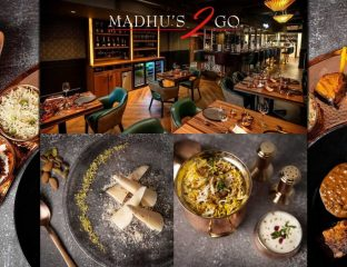 Madhu's 2 Go Halal Restaurant Indian Harvey Nichols Knightsbridge London