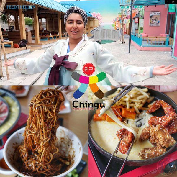 Chingu 'Fan' Cafe Halal Indonesia Korea