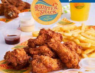 Double award-winning Rooster Shack in Woking