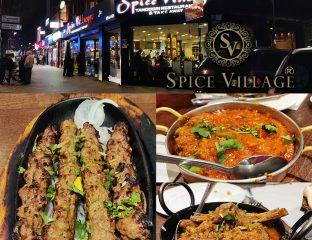 Spice Village Halal Southall restaurant