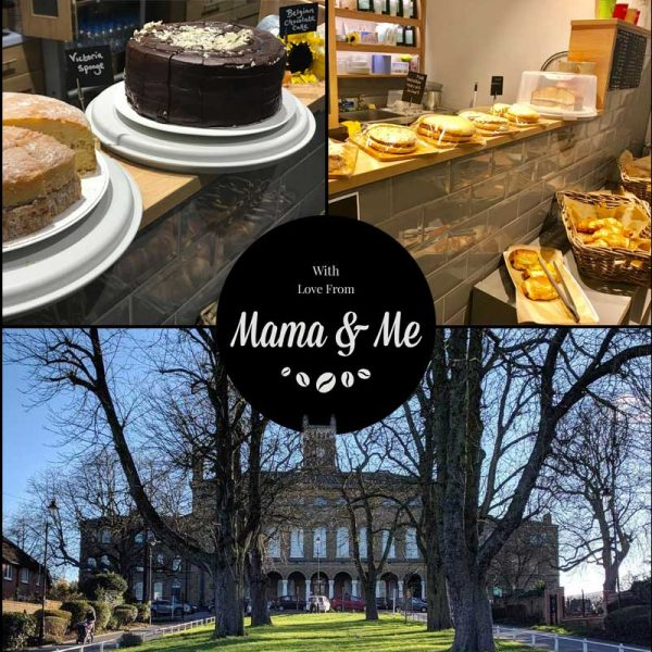 Cafe Mama & Me Hanwell Community Centre London