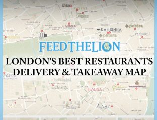 Delivery Takeaway Collection London Halal Restaurants
