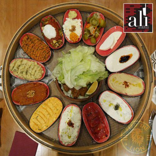Ali Ocakbasi (Turkish) – Leicester Square, London halal
