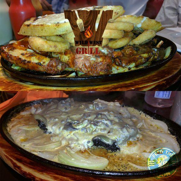 Wild West Steakhouse Halal restaurant Burger Steak Old Southall