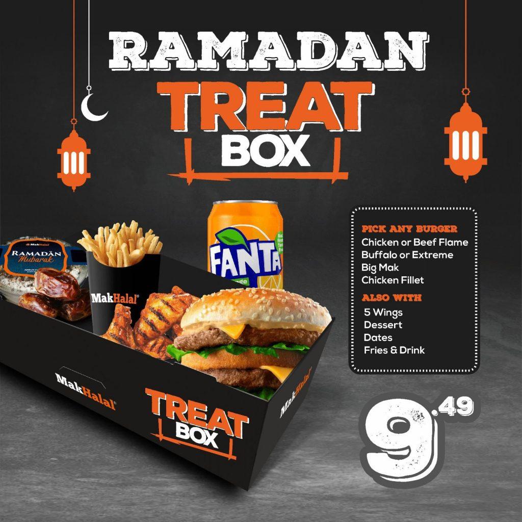 Mak Halal Burger Restaurant Birmingham