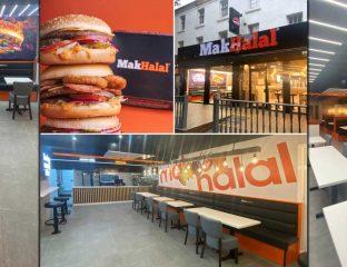 Mak Halal Burgers Restaurant Walsall