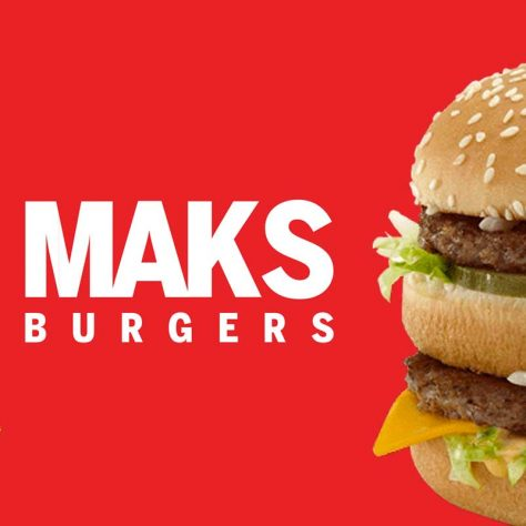 Maks Burgers London McDonald's Halal