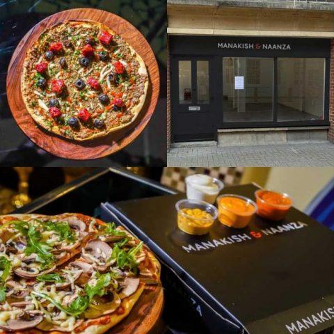 Manakish & Naanza Halal Restaurant London