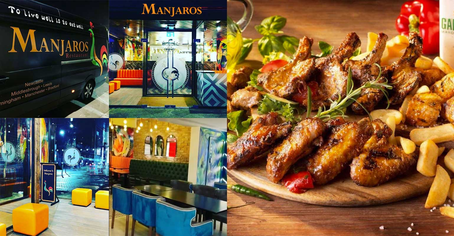 Manjaros Debuts In London So Start Booking Today Feed The Lion