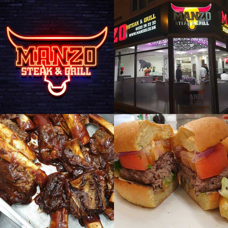 Manzo Steak Grill In Derby To Launch This Monday Feed The Lion