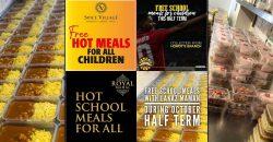 Marcus Rashford Halal Free School Meals