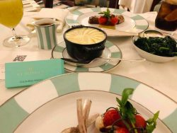 Claridge's Hotel Restaurant Halal London