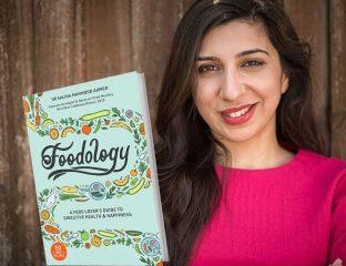 Masterchef Saliha Mahmood Ahmed Foodology cookbook
