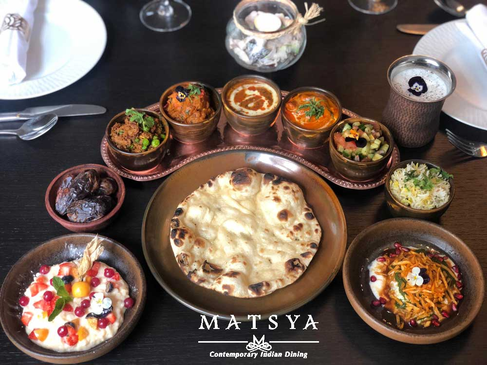 Matsya Ramadan Iftar Indian Fine Dining