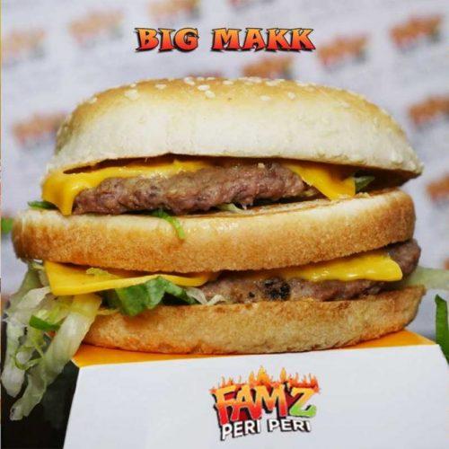 McDonald's Famz Peri Peri Gants Hill London
