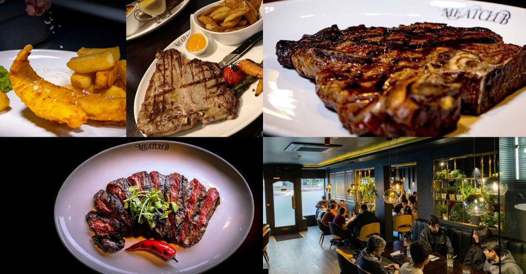 Meat Club Halal Steakhouse Restaurant Edgbaston Birmingham