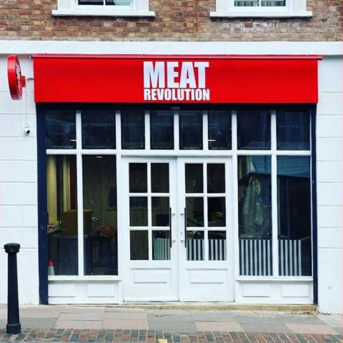 Meat Revolution Halal Restaurant Charlton London