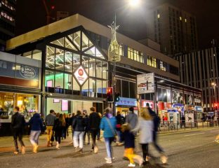 Merrion Centre Leeds Shopping Restaurants