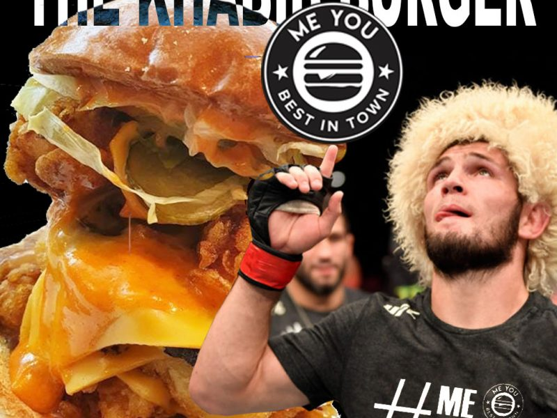 me you restaurant the Khabib burger Birmingham
