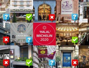 Michelin Restaurants Halal London Cross Contamination