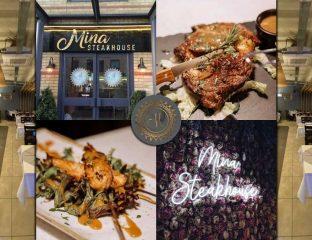 Mina Steakhouse Cambridge Restaurant