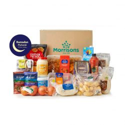 Morrisons Ramadan Food Box