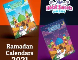 Halal Sweets Company Ramadan Calendars 2021