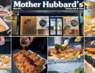 Mother Hubbard's Halal Fish & Chips London Upton Park