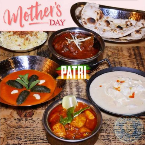 Mothers Day 2020 Patri Indian Restaurant