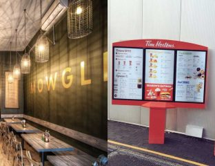 Mowgli Street Food Indian Glasgow Tim Hortons Canadian Burgers Sheffield