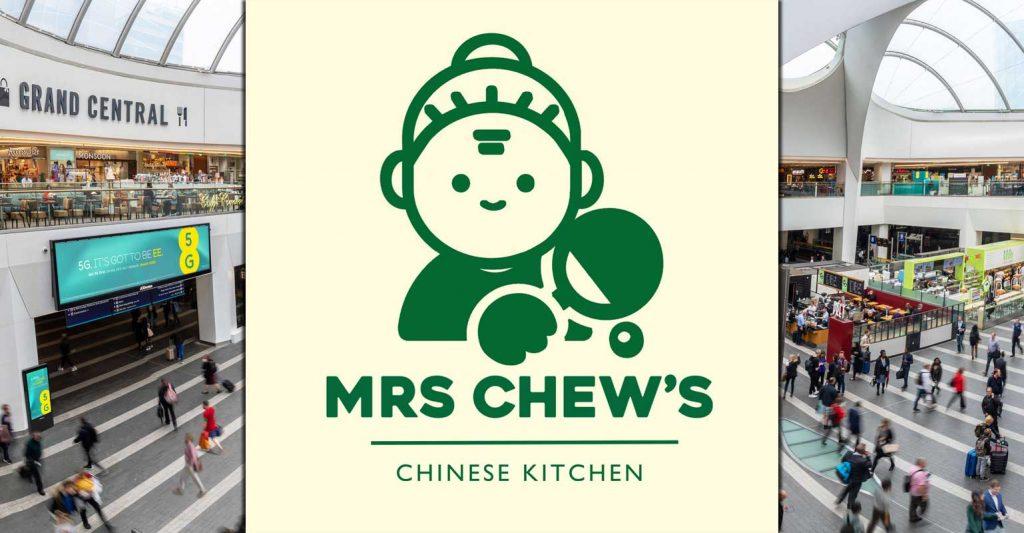 Mrs Chew's Chinese Kitchen Grand Central Birmingham