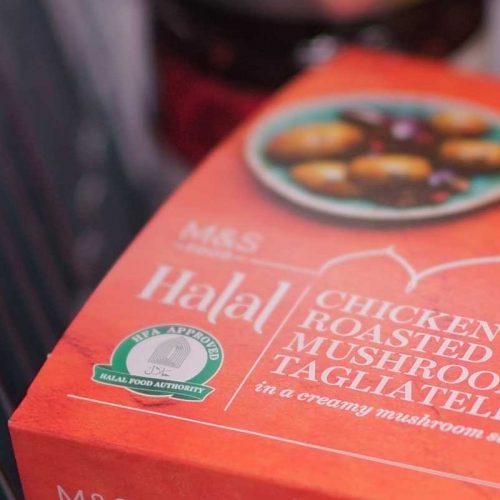 M&S Halal Prepared Meals