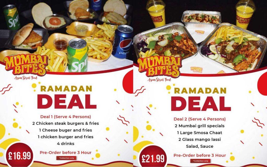 Mumbai Bites Bradford Ramadan