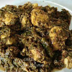 murgh-paalak-curry-halima-recipe