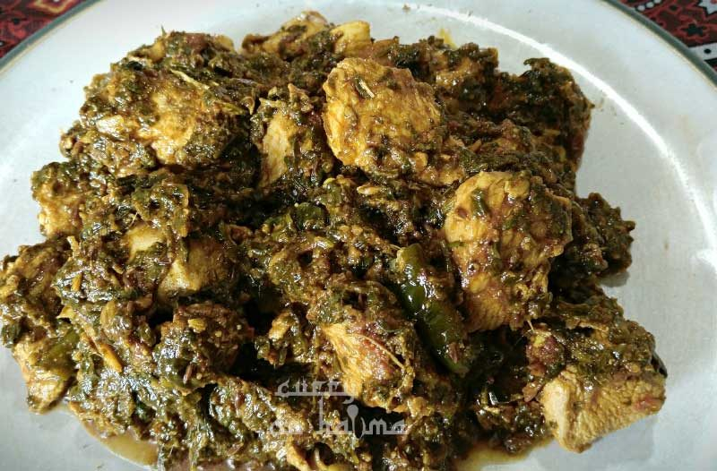 murgh-paalak-curry-halima-recipe