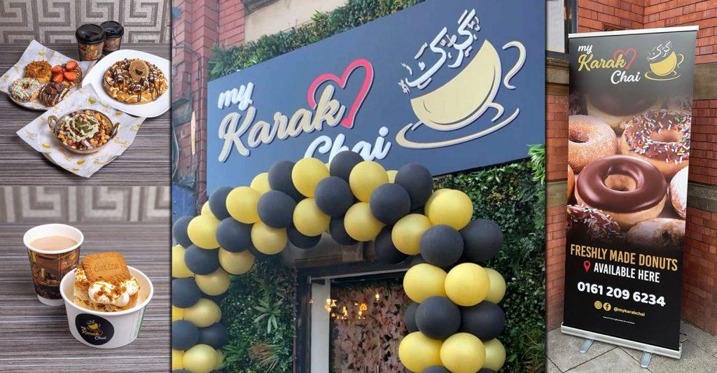 My Karak Chai Halal Restaurant Manchester