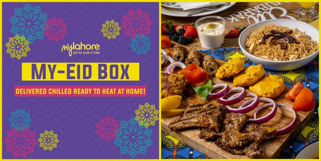 MyLahore Eid Menu Delivery Pakistani