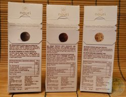 Nouri - Luxury and healthy truffles