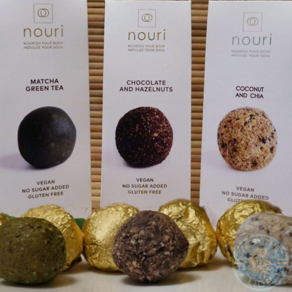 Nouri - Luxury and healthy truffles