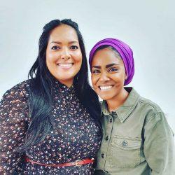 Shelina Permalloo Nadiya Hussain MasterChef Great British Bake Off Black Lives Matter Racism Religion Islam