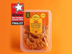 Najma Food Halal The Grocers New Products Awards 2021