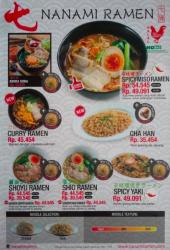 Nanami Ramen Japanese Halal Restaurant Indonesian