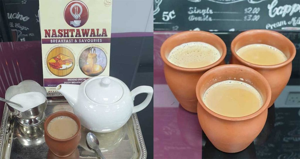 Tea Nashtawala Leicester Indian Breakfast Tandoor Chai