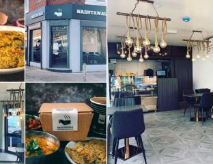 Nashtawala Halal Tea Indian Breakfast Restaurant Leicester