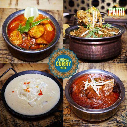 National Curry Week 2019 Patri