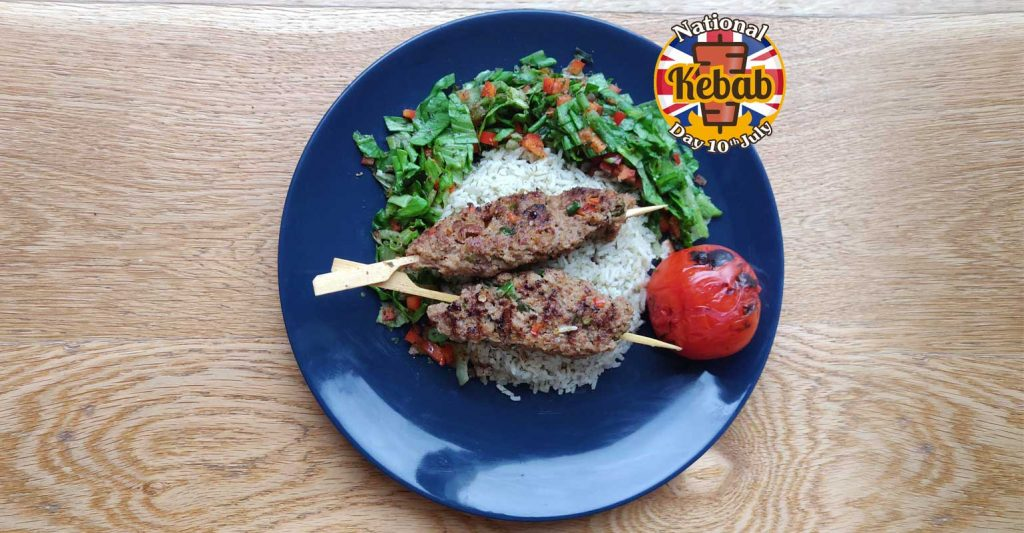 National Kebab Day Adana Recipe