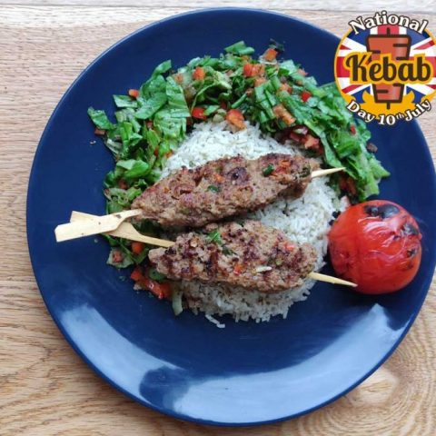 National Kebab Day Adana Recipe