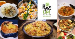 National Rice Week 2020 Biryani Restaurants London Recipes