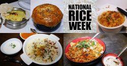 National Rice Week